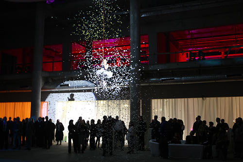 A one-day event called The Aura of Design took place on December 9th in  the Aura premium-class interior design center currently being built near  St. ...